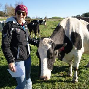 Herd Visit- Raetea Holsteins (Pat & Shelley Schnuriger)