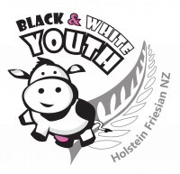 B & W Youth Logo PNG